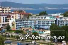 Отель Kotva