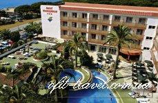 Отель Monteplaya